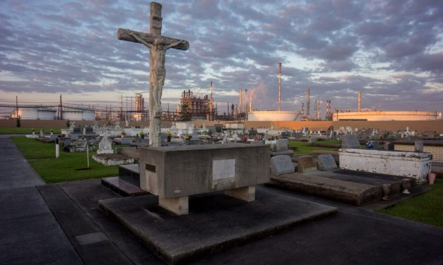 """America's """"Cancer Alley"""" represents nexus between petrochemicals, environment, race and death"""
