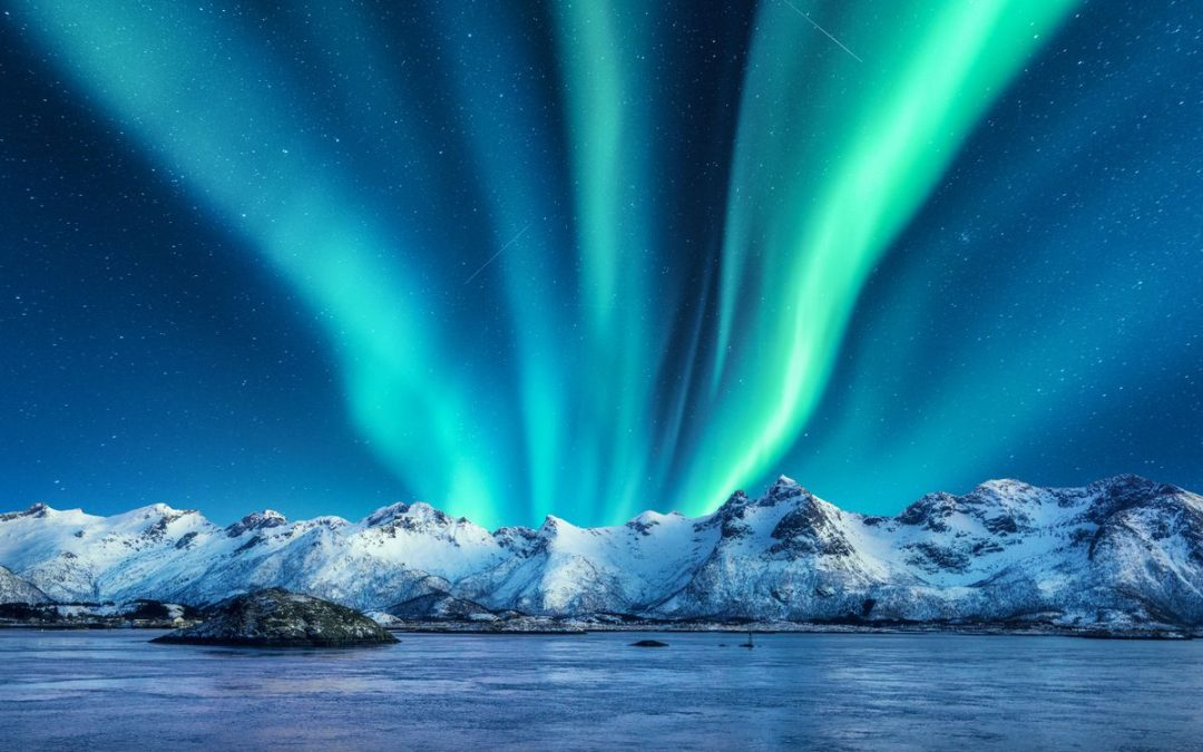 The Moving Of Magnetic North