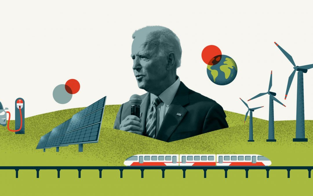 Biden wants to replace the entire federal fleet with electric vehicles. What's the problem?