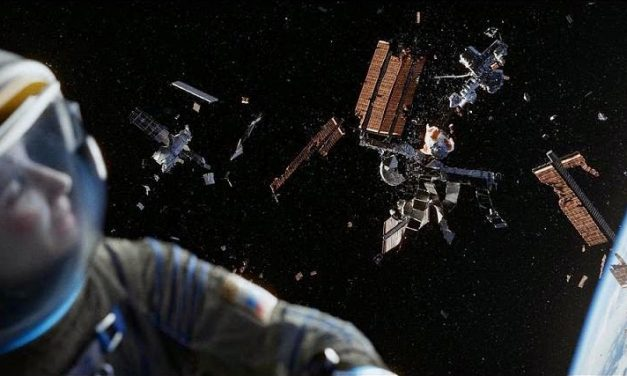Space: The new frontier of human-caused pollution