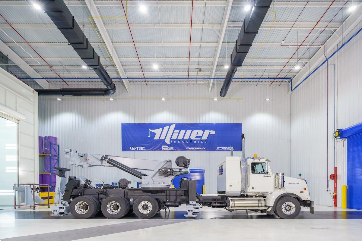 Miller Industries Trucking